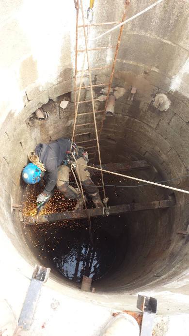 Nettoyage et curage de puits - Haras de Hennebond