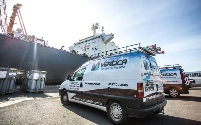 Reportage sur Vertica à Brest