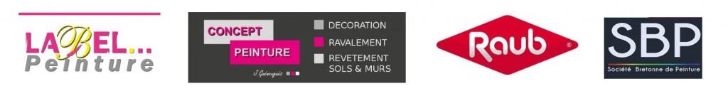 Logos Sociétés de ravalement