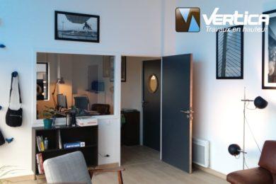 Bureaux bâtiment Vertica Brest