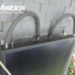 Chauffe eau solaire photovoltaïque