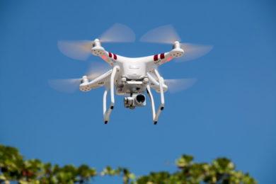 prise de vues par drone