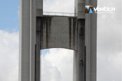 Maintenance Pont de Recouvrance